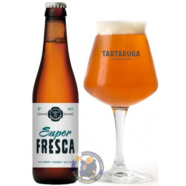 Buy-Achat-Purchase - Tartaruga Super Fresca 6.5° - 1/3L - Special beers -