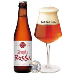 Buy-Achat-Purchase - Tartaruga Simply Rossa 6° - 1/3L - Special beers -