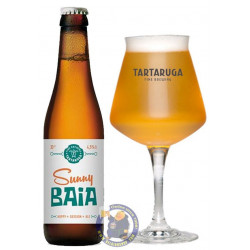 Buy-Achat-Purchase - Tartaruga Sunny Baia 4.5° - 1/3L - Special beers -