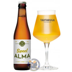 Buy-Achat-Purchase - Tartaruga Sweet Alma 8° - 1/3L - Special beers -