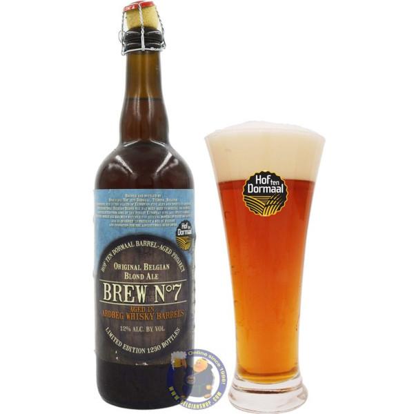 Hof Ten Dormaal Barrel Aged Project No. 7 Ardbeg Whisky - Special beers -