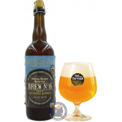 Hof Ten Dormaal Barrel Aged Project No. 8 Sauternes - Special beers -