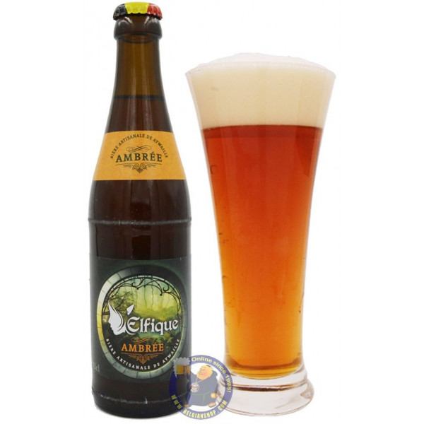 Buy-Achat-Purchase - Elfique Amber 7° - Special beers -