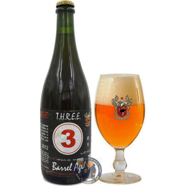 Buy-Achat-Purchase - Struise T.H.R.E.E. 10° - 3/4L - Special beers -