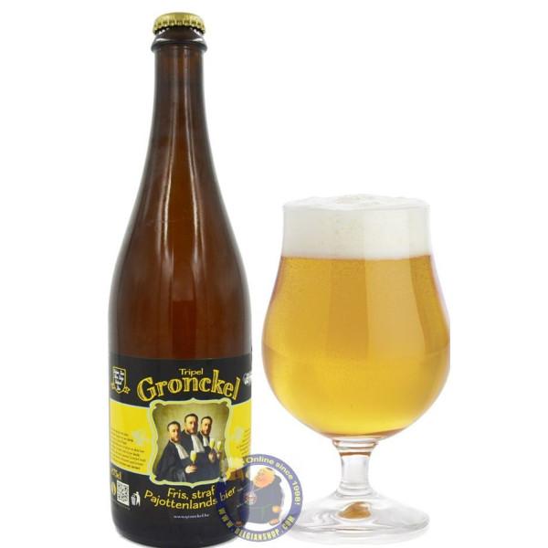 Buy-Achat-Purchase - Vrijstaat Vanmol Tripel Gronckel 9° - 3/4L - Special beers -