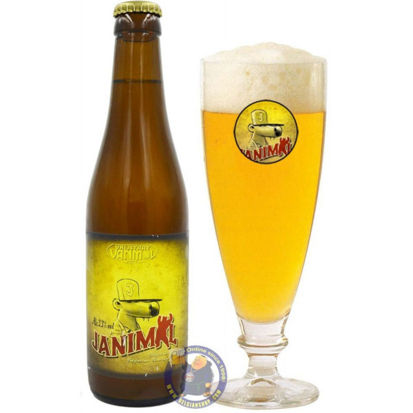 Janimal 3.3° - 1/3L - Special beers -