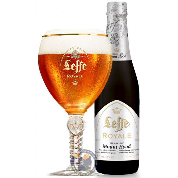 Leffe Royale Mount Hood 7.5° - 1/3L - Abbey beers -