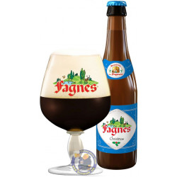 Buy-Achat-Purchase - Super des Fagnes Christmas 8.5° - 1/4L - Christmas Beers -