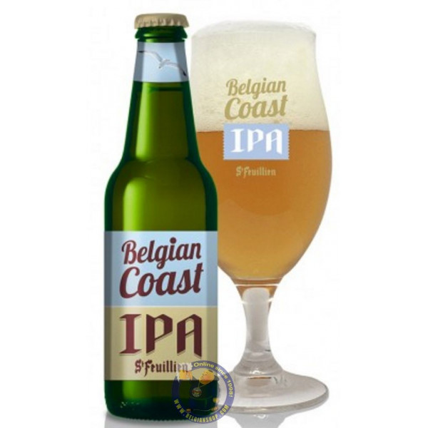 Buy-Achat-Purchase - Belgian Coast IPA 7.5° - 1/3L - Special beers -