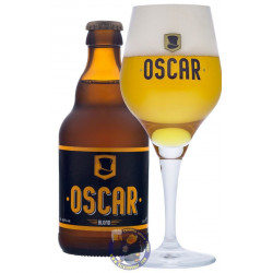 Buy-Achat-Purchase - Eutropius Oscar Blond 6.6° - 1/3L - Special beers -