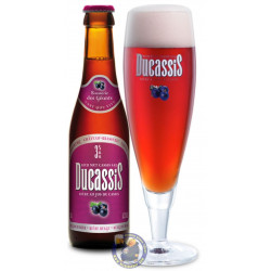 Geants Ducassis 3° - 1/4L - Geuze Lambic Fruits -