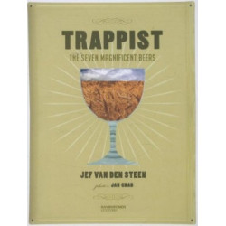TRAPPIST - THE SEVEN MAGNIFICENT BEERS - Books -