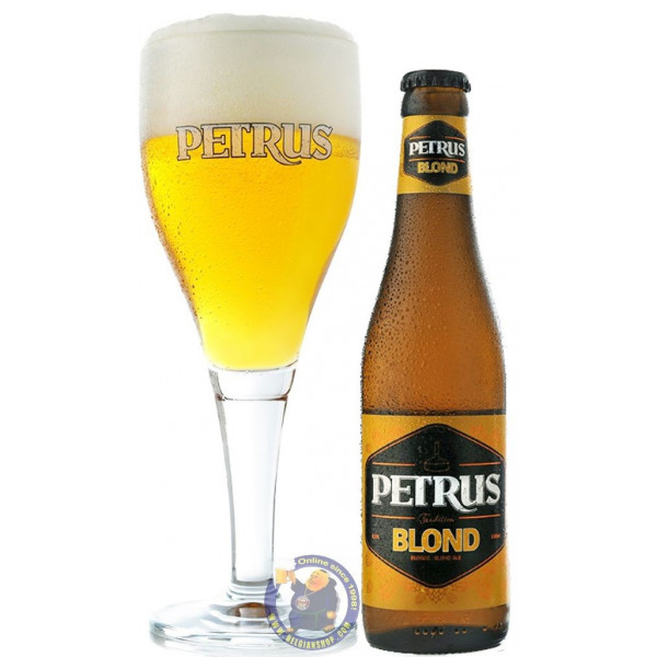 Buy-Achat-Purchase - Petrus Blond 6,6° - 1/3L - Special beers -