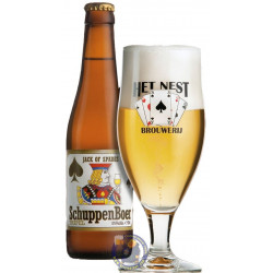 Buy-Achat-Purchase - Het Nest Schuppenboer Tripel 8° - 1/3L - Special beers -