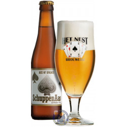 Buy-Achat-Purchase - Het Nest SchuppenAas 6.5° - 1/3L - Special beers -