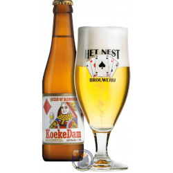 Buy-Achat-Purchase - Het Nest KoekeDam 6.5° -1/3L - Season beers -