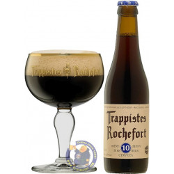 Buy-Achat-Purchase - Rochefort Trappistes 10 - 11,3° - 1/3L - Abbey beers -