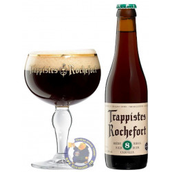 Buy-Achat-Purchase - Rochefort Trappistes 8 -9,2°-1/3L - Abbey beers -