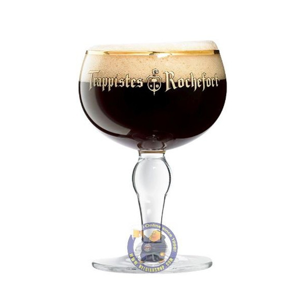 Rochefort Glass - Glasses -