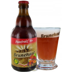 Buy-Achat-Purchase - Brunehaut Bio Pomfraiz Gluten Free 5.5° - 1/3L - Gluten Free -