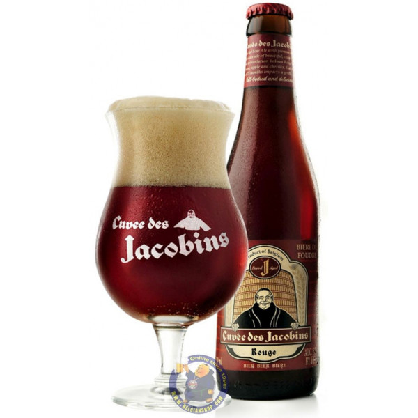Buy-Achat-Purchase - Bockor Cuvée des Jacobins - 5.5° - 1/3L - Special beers -