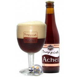Buy-Achat-Purchase - Achel Bruin 8° - 33cl - Abbey beers -