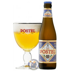Buy-Achat-Purchase - Postel Triple 8.5°C - 33cl - Abbey beers -