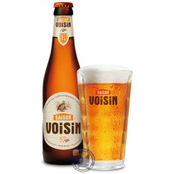 Buy-Achat-Purchase - Saison Voisin 5° - 1/3L - Season beers -