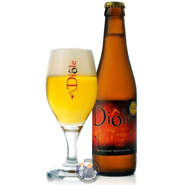 Buy-Achat-Purchase - Diôle Blonde 6.5° - 1/3L - Special beers -