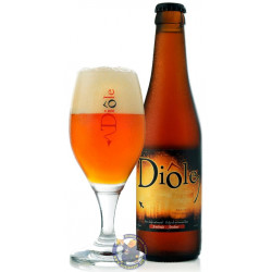 Buy-Achat-Purchase - Diôle Amber 7.5° - 1/3L - Special beers -