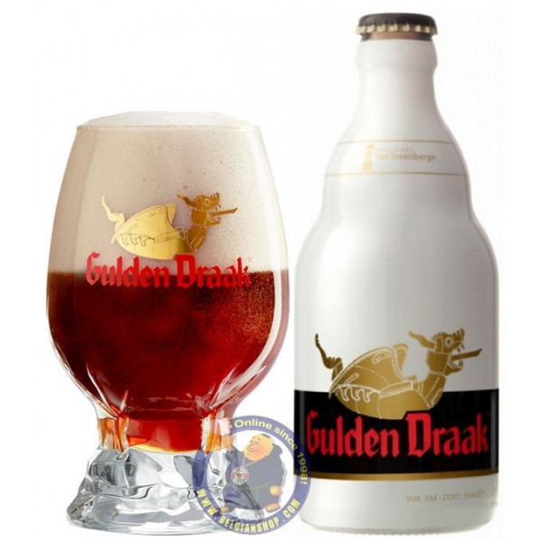 Buy-Achat-Purchase - Gulden Draak 10.5°-1/3L - Special beers -