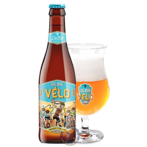 Buy-Achat-Purchase - De Bie Velo 7.5° - 1/3L - Special beers -