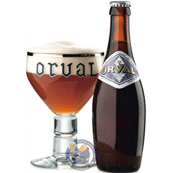 Buy-Achat-Purchase - Orval 6.2°-1/3L - Trappist beers -