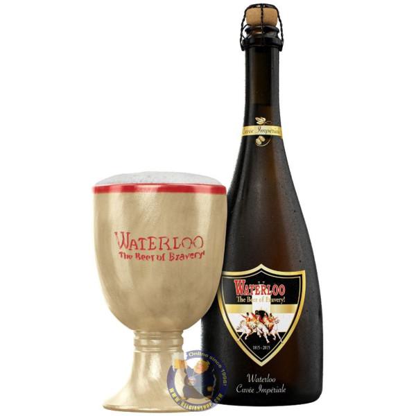Waterloo Cuvée Impériale 9.4° - 3/4L - Special beers -