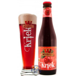 Buy-Achat-Purchase - Wilderen Kriek 3.5° - 1/3L - Geuze Lambic Fruits -