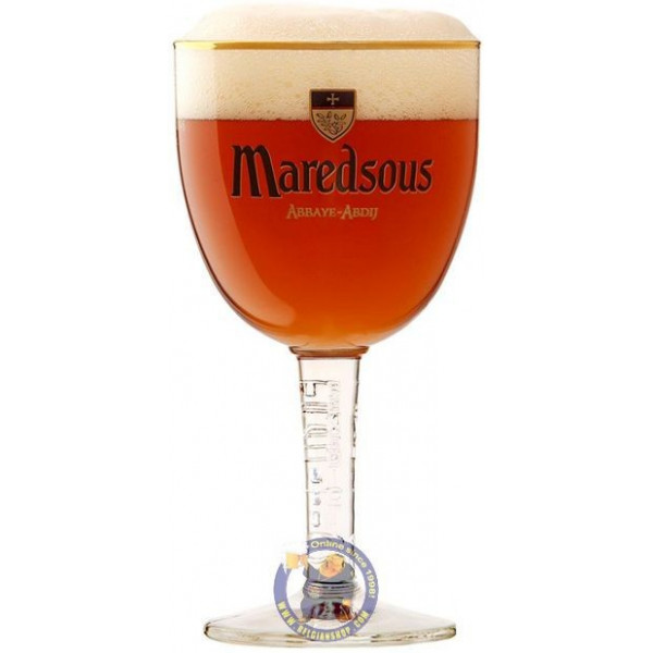 Maredsous Glass - Glasses -