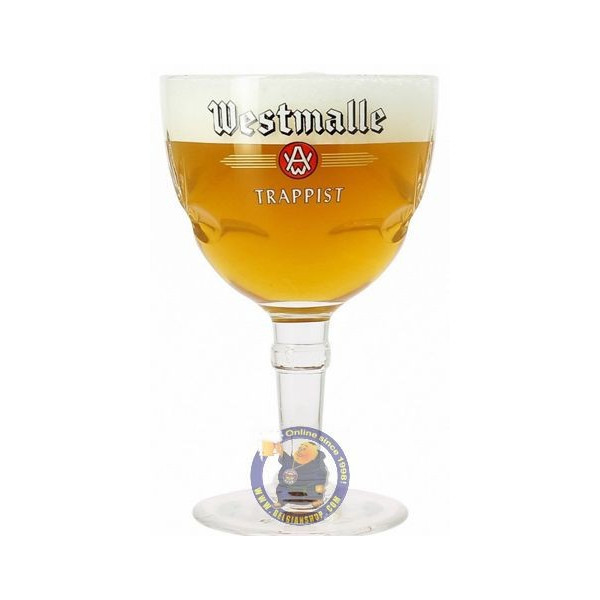 Westmalle Glass - Glasses -