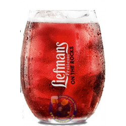 Liefmans Plat Glass - Glasses -