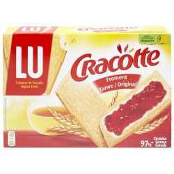 LU Cracotte Froment 250g - Biscuits - LU