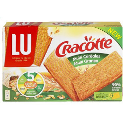 Buy-Achat-Purchase - LU Cracotte Multi-Céréales 250g - Biscuits - LU