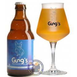 Buy-Achat-Purchase - Ging's La Blonde 6.5° - 1/3L - Special beers -