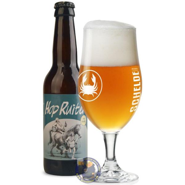 Buy-Achat-Purchase - Scheldebrouwerij Hop Ruiter 8.5° - 1/3L - Special beers -