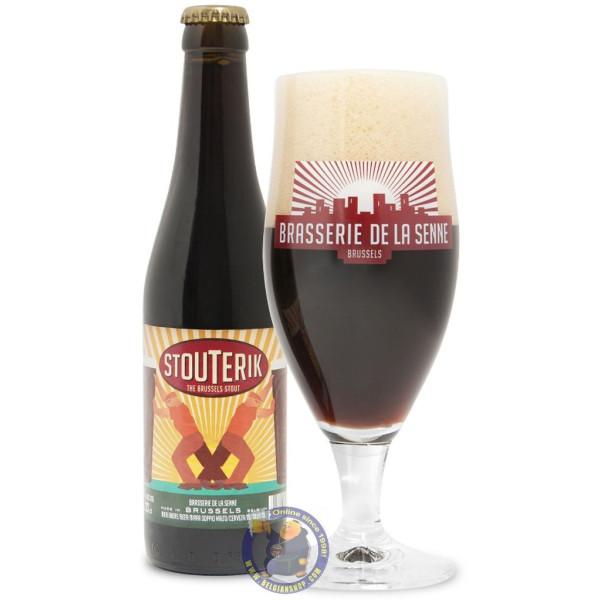 Buy-Achat-Purchase - De La Senne Stouterik 4.5°- 1/3L - Special beers -