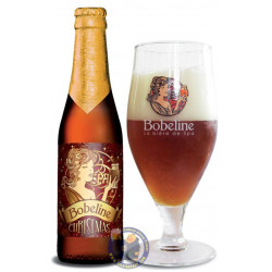 Buy-Achat-Purchase - Bobeline Christmas 7° - 1/3L - Special beers -