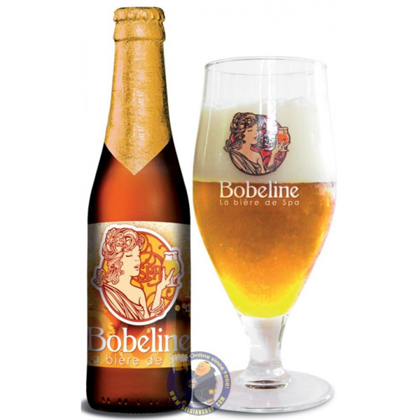 Buy-Achat-Purchase - Bobeline Blonde 8,5° 1/3L - Special beers -