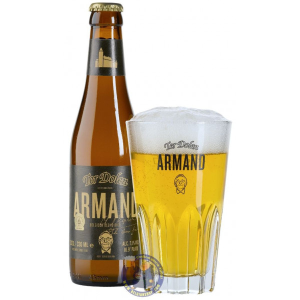 Buy-Achat-Purchase - Ter Dolen Armand 7° - 1/3L - Special beers -