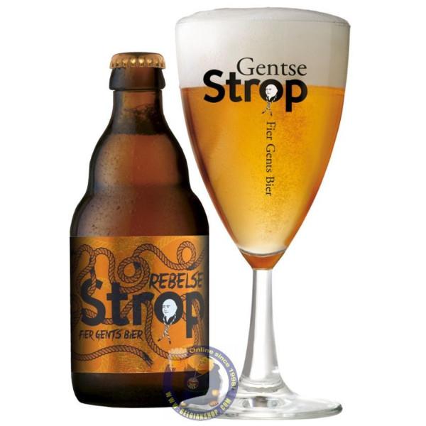 Rebelse Strop 6.9° - 1/3L - Special beers -