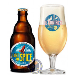 "Buy-Achat-Purchase - De Koninck ""Lost in Spice"" 5.2° - 1/3L - Special beers -"