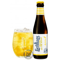 Liefmans Yell'oh On The Rocks 3.8° - 1/4L - Geuze Lambic Fruits -