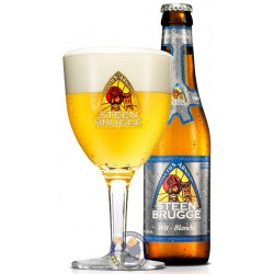 Steenbrugge Wit 5° - 1/3L - White beers -